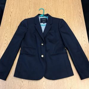 J. crew school boy blazer size 10